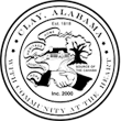Clay Public Library Logo
